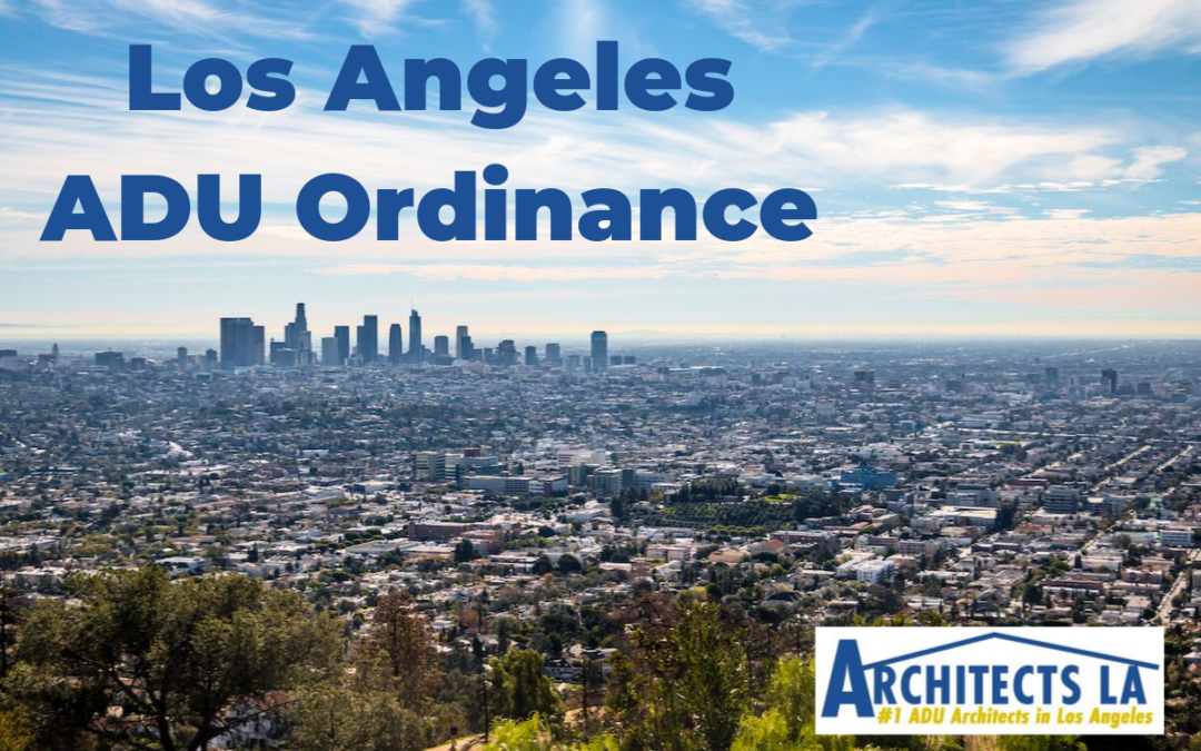 Los Angeles ADU Ordinance